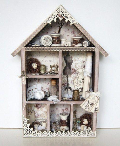 Shabby - home / Romantik home