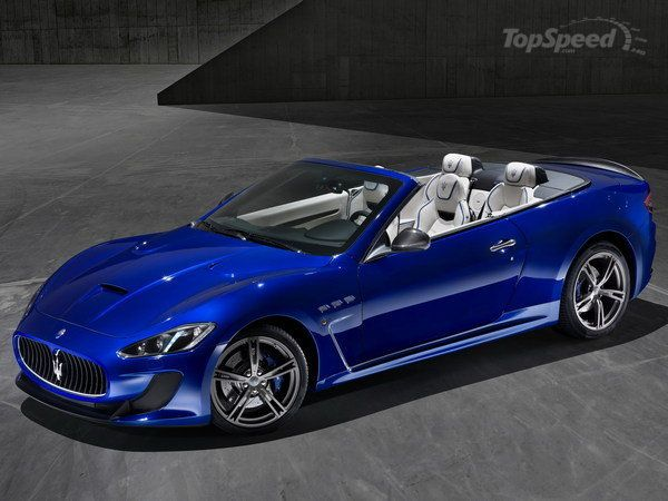 Love this color!...Maserati GranTurismo MC Centennial Edition Coupe and Convertible