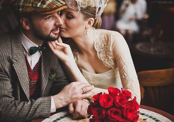 Твидовая свадьба (Алена и Степан)