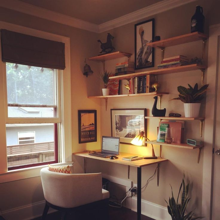 17 Best Ideas About Cozy Home Office On Pinterest