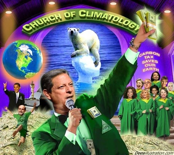 """""""Climatology"""" 