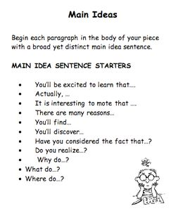 best topic sentence starters ideas informative  interesting informative essay topic ideas a good informative essay topic is a topic that let s dig into some great ideas check out these 21 topics to get
