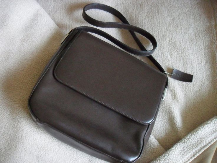 FUTURA - Y & K Sandler genuine leather bag nwot