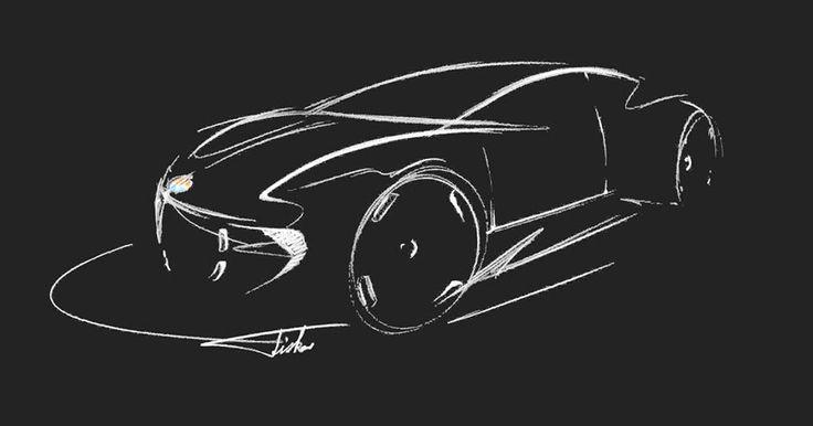 Henrik Fisker Is Back In Business, Announces New Premium EV For 2017 Launch #Fisker #Scoops