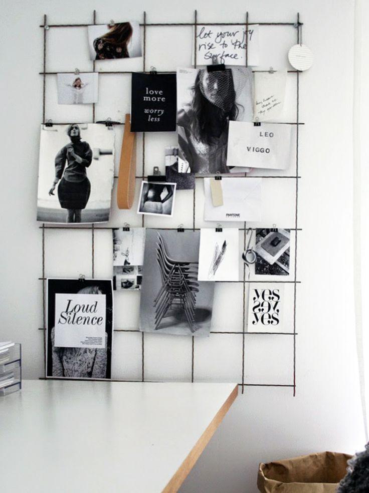 Så stylar du din arbetsplats - Stil Inspiration