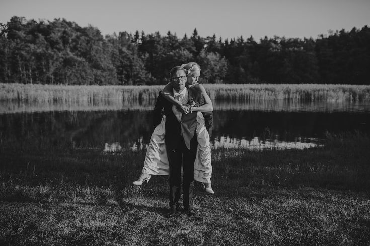 Different Wedding Portrait
