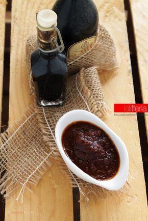 Salsa BBQ all'aceto balsamico