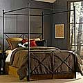 Excel King-size Canopy Bed | Overstock.com