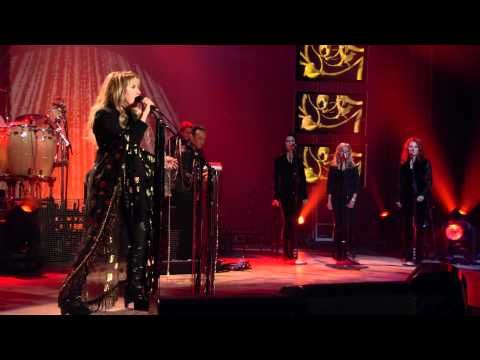 """Stevie Nicks - """"Stand Back"""" [Live In Chicago] Stevie - one of the best pop/rock voices ever. Still going strong."""