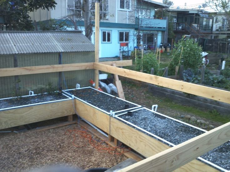 Do It Yourself Home Design: One Way To Make Aquaponics Easier