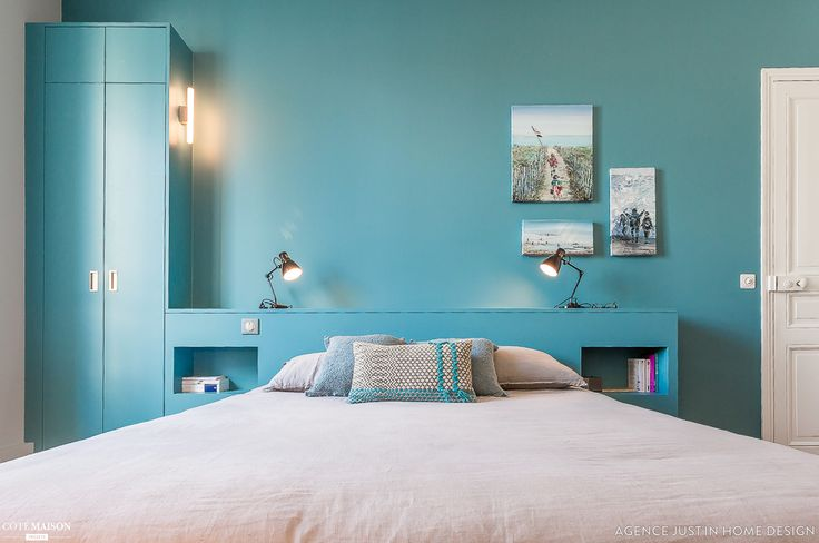 Les 25 meilleures id es de la cat gorie salle de lit de for Appartement design nancy