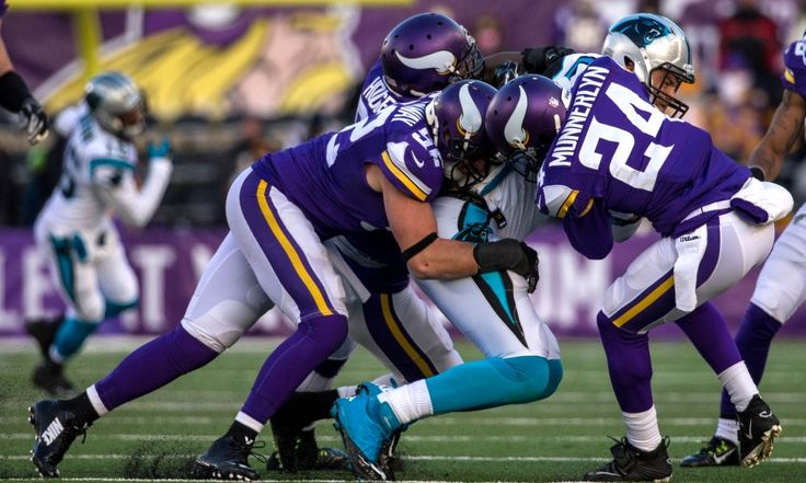 Vikings vs Panthers Free NFL Betting Prediction 9/25/2016  Documented Handicappers
