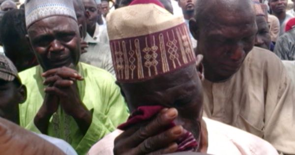 Photos: Most heartbreaking moments in the search for missing Chibok schoolgirls