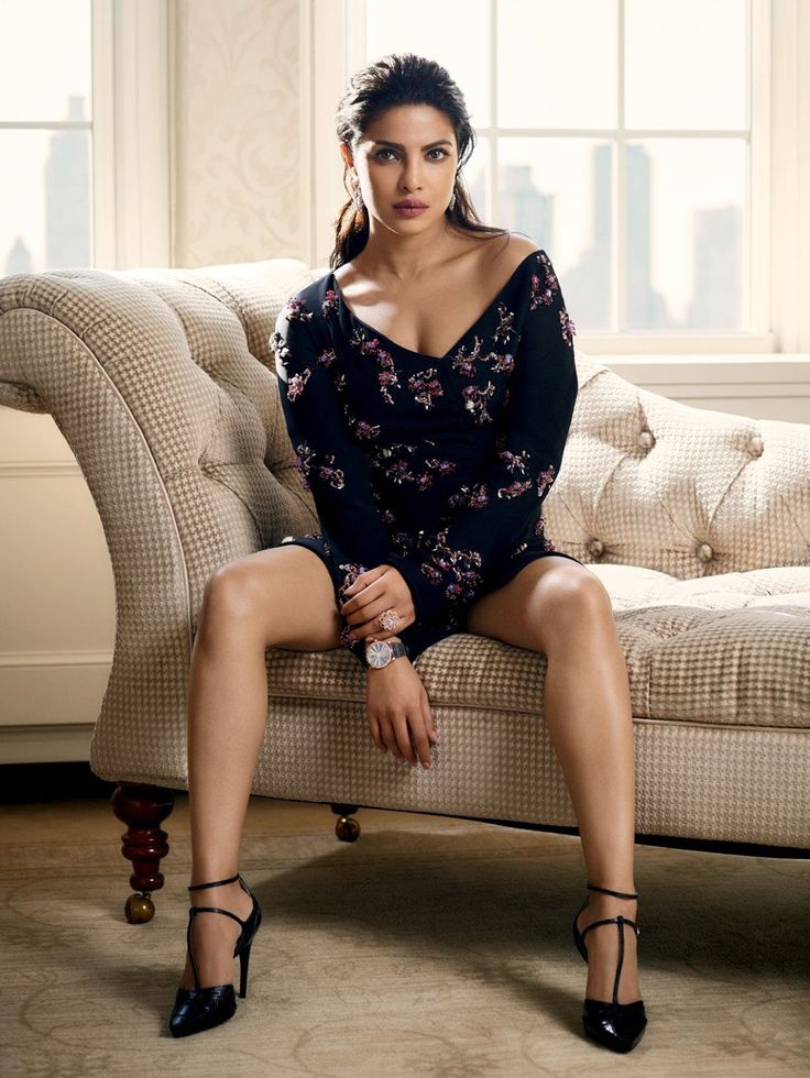 Priyanka Chopra by Tony Kim for Harper's Bazaar India September 2016