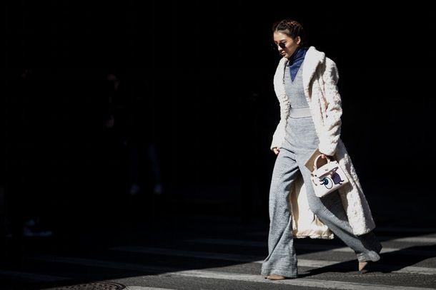 Streetstyle fra New York Fashion Week | Costume.dk