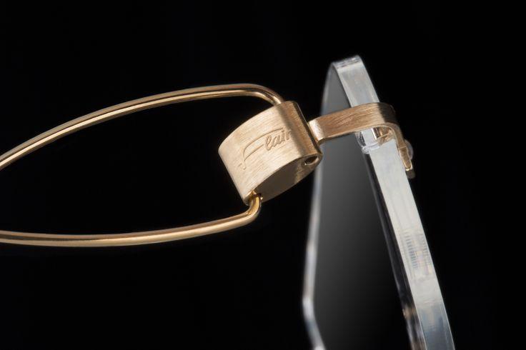 Flair Impuls – Die neue Scharnierlösung für randlose Brillen made in Germany