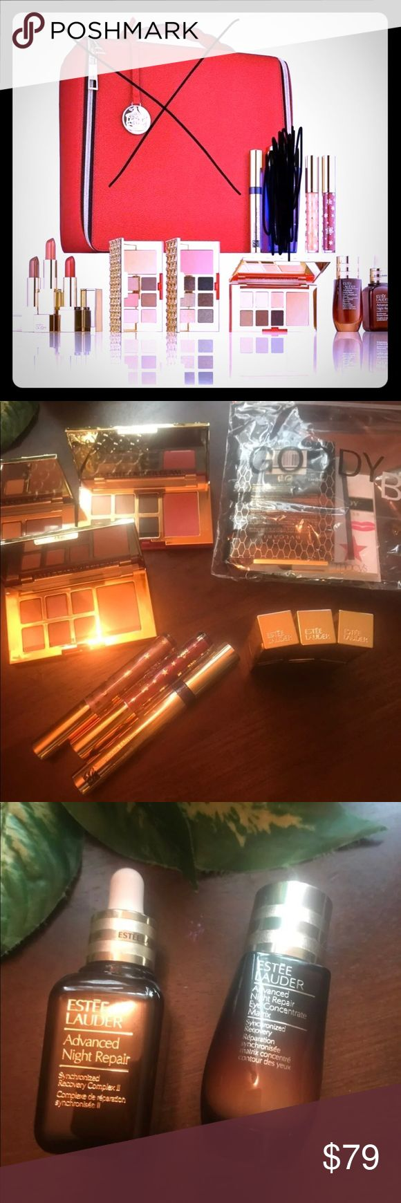 Estee lauder holiday 2019 set worth 130 (With images