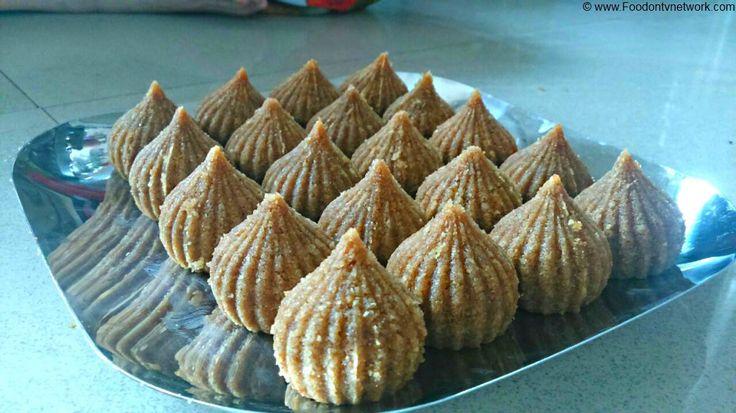 Churma Modak Recipe | Easy Modak Recipe