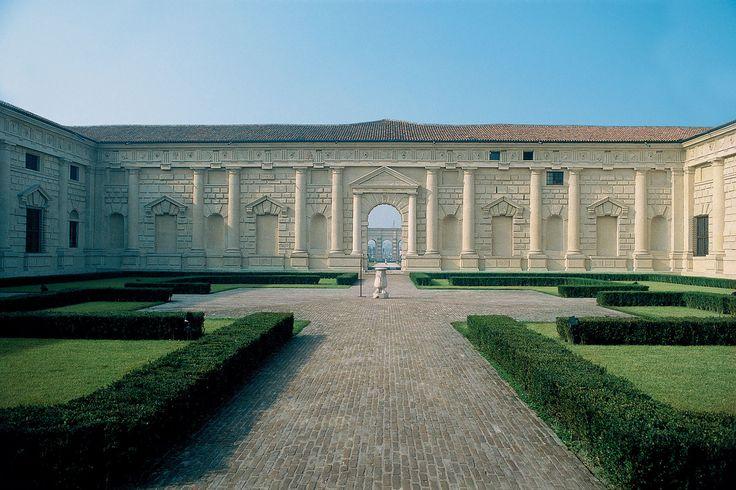 Giulio Romano - Palazzo Te