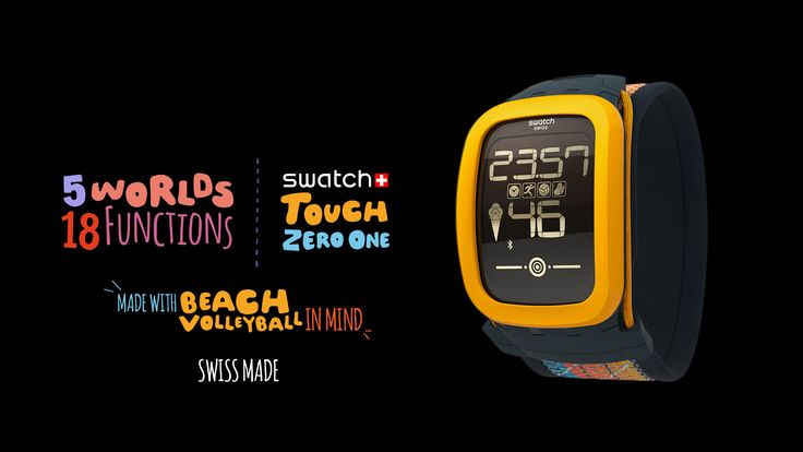 Swatch Touch Zero One - Swatch® Suisse