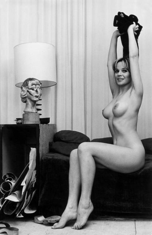 Antonelli, en una sesión de fotos de 1968.