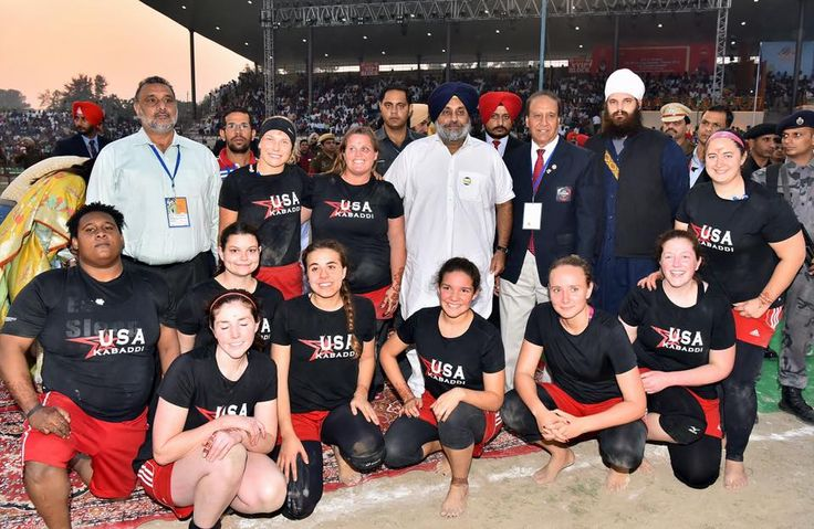 Indian men and women team win the 6th World Cup Kabaddi proving their supremacy in the traditional game. #AkaliDal #6thWorldCubKabaddi #Win #Proud #WomenTeam