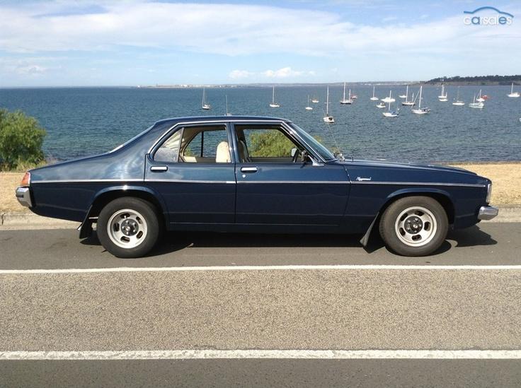 1977 Holden Kingswood HX