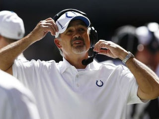 Praying for his recovery!! :-( Colts head coach Chuck Pagano diagnosed with leukemia.