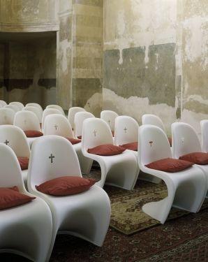 Panton Chair, Modern Church, Church Architecture, Religious Architecture,  Interior Architecture, Light Architecture, Church Design, Church Interior  Design, ...