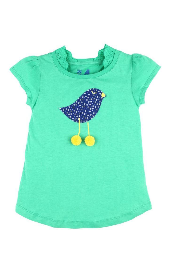 Applique Tee - Cotton On