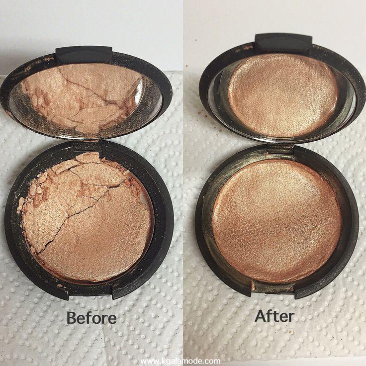 How I Fixed My Broken Highlighter