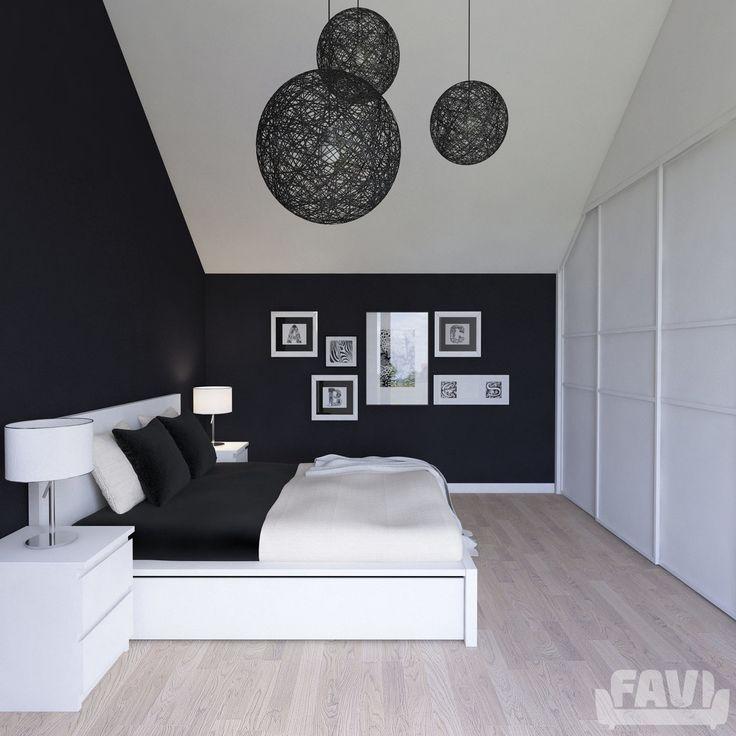 Moderní ložnice inspirace - Byty Liščie údolie - Favi.cz