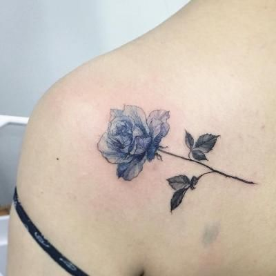 15 Collar Bone Tattoos: Cute With A Thought Behind!