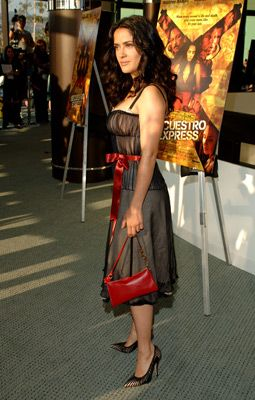 Salma Hayek at an event for Secuestro express (2005)