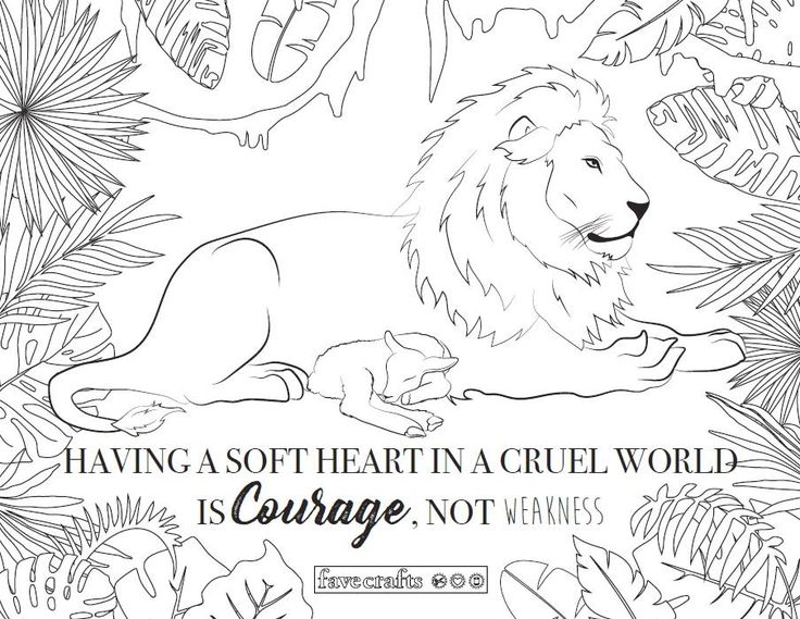 88 Lion City Coloring Book