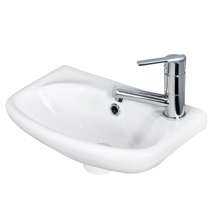 Laundry Basin Bunnings : Donson Terrace Powder Room Basin 1TH I/N 4821415 Bunnings Warehouse ...