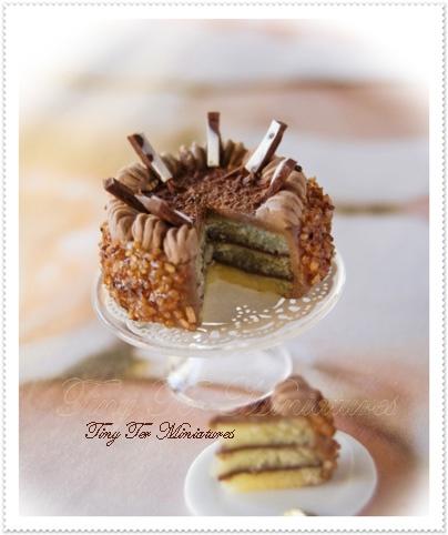 Tiny Ter Miniatures: La pastelería.