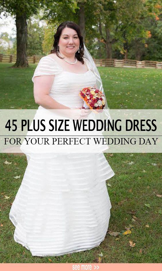292 best Plus Size Beauty Bride images on Pinterest