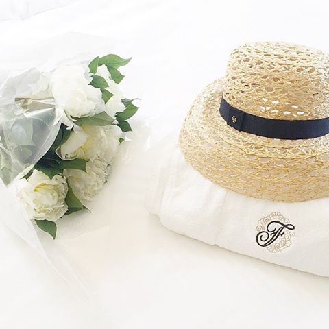 There's something so indulgent about a Fairmont robe. [: from @monikahibbs when she joined us for Mother's Day]