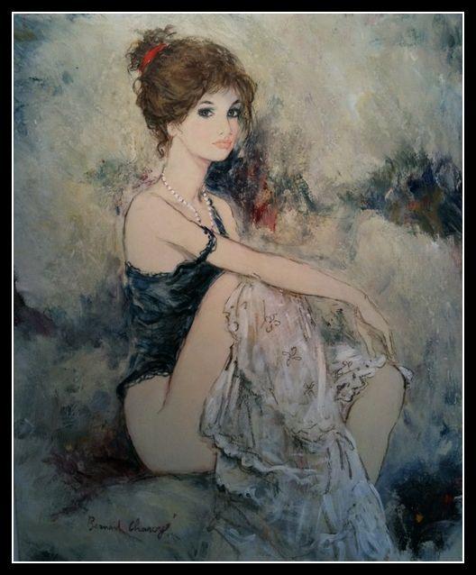 Bernard Charoy, peintre et illustrateur français