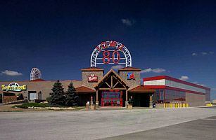 Iowa 80 worlds largest truckstop and one of time magazines top 50 American Roadside Attractions, Walcott, IA