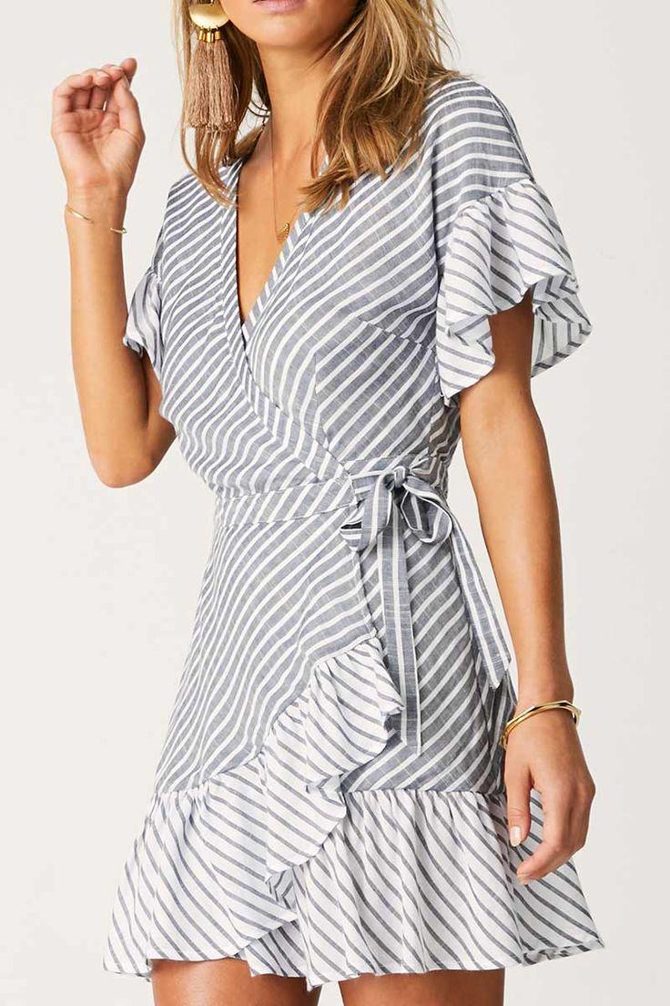Suboo - Ziggy Wrap Dress
