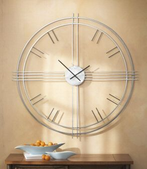 large modern wall clocks