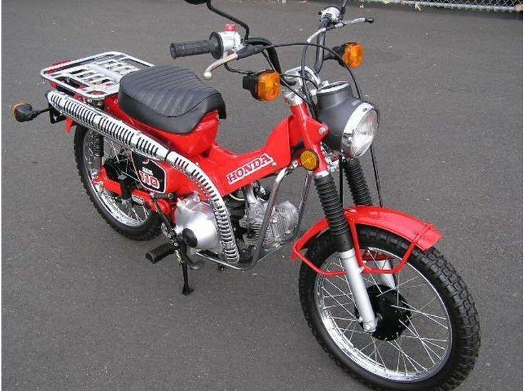 Honda CT90 Trail bike