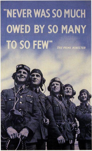 Winston Churchill    Battle of Britain, WW2.
