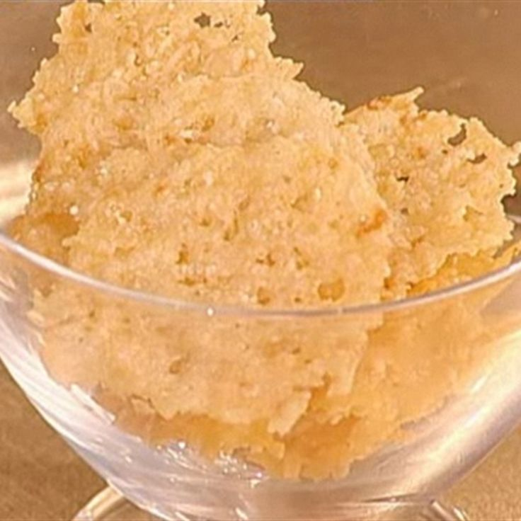 Try this Parmesan Crisps recipe by Chef Antony Worrall Thompson.