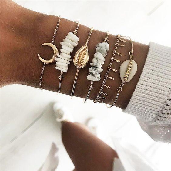 bracelets fantaisie pour femme