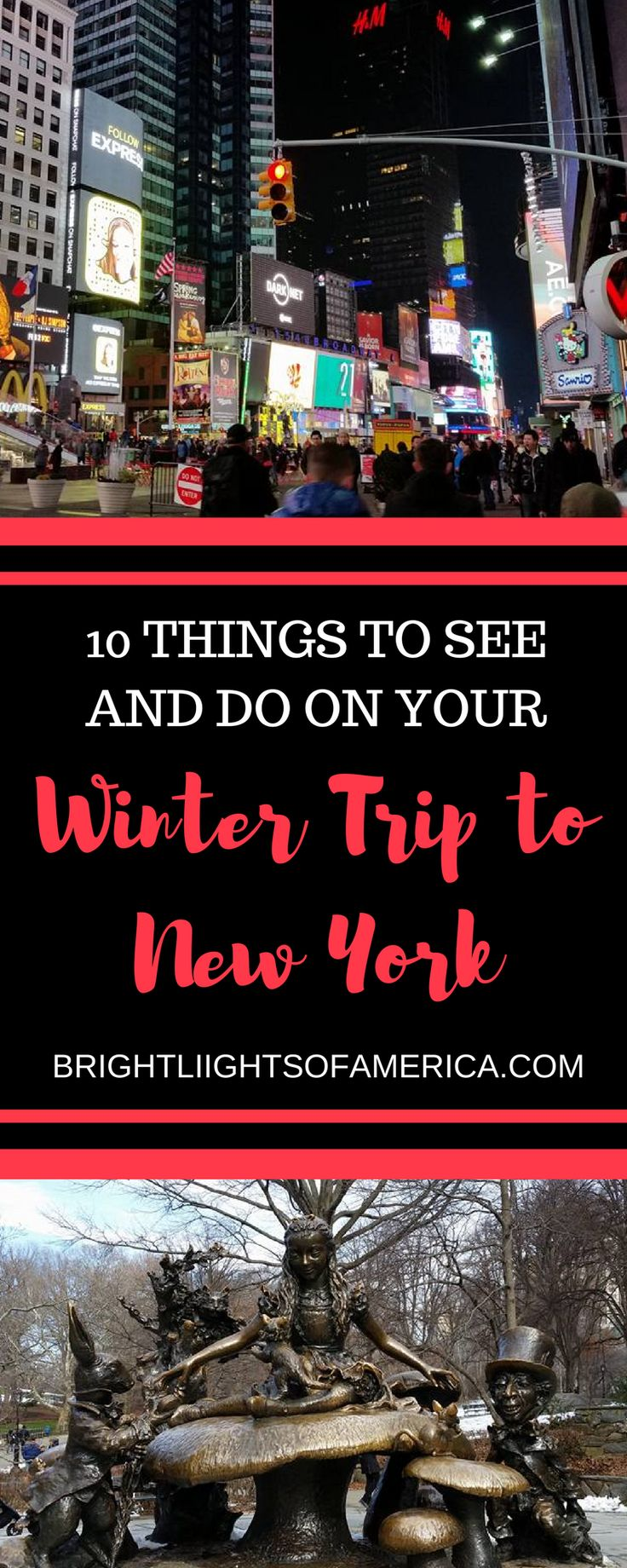 214 besten best of bright lights in america bilder auf for New york winter things to do