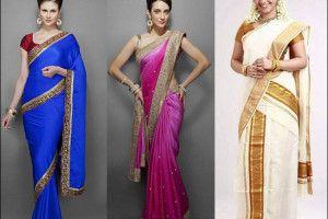 Most-Popular-Saree-Draping-Styles