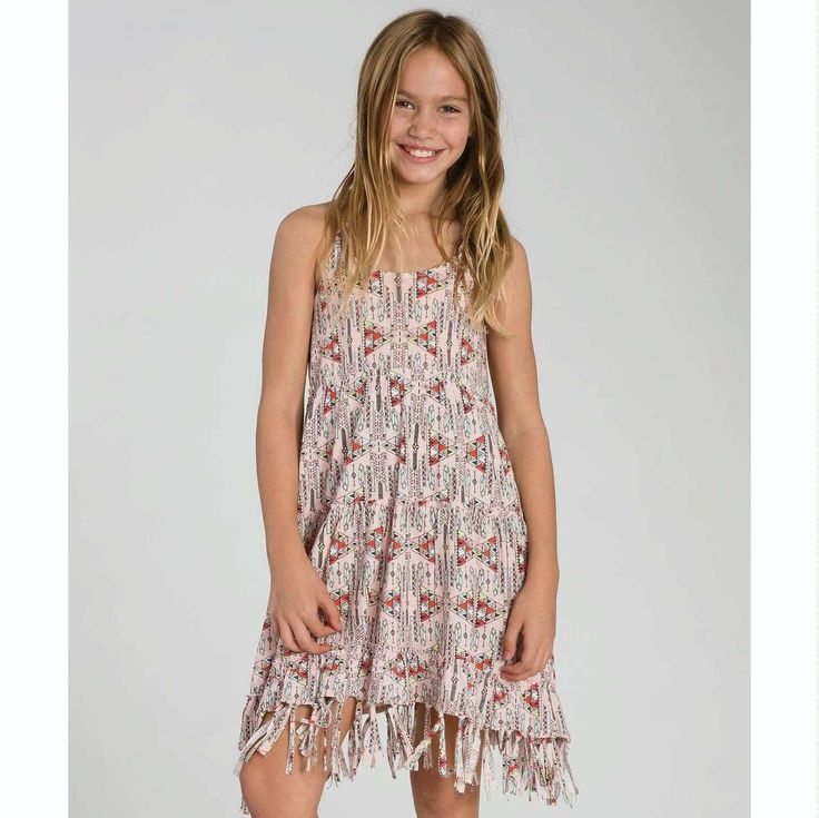 Billabong Girls Sun KIsses Dress